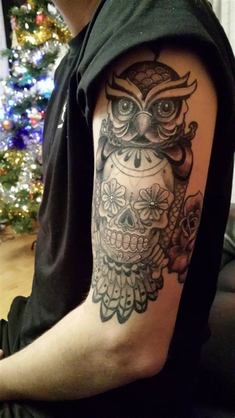 owl skull tattoo designs impressive 30 best tattoos design ideas of the week jan