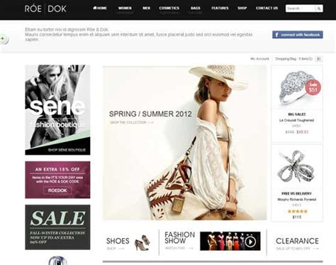 theme blog fashion wordpress 35 best professional ecommerce wordpress themes designbeep