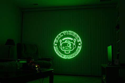 lasershark laser projector project hacked gadgets