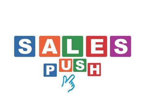 sales push marketing pushsales