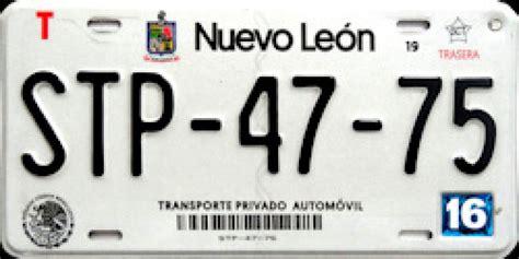 ultima fecha para pagar placas de autos 2016 estas son las placas de autos m 225 s bonitas de m 233 xico