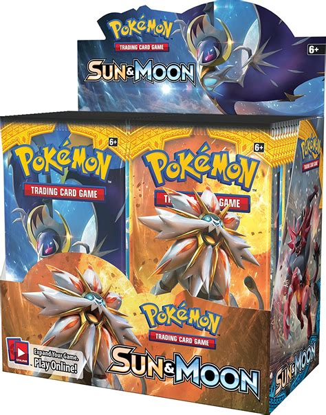 Tcg Sun Moon Booster Pack more details revealed for the sun and moon tcg booster boxes packs and theme decks