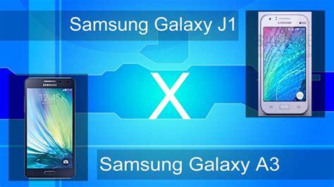 Samsung J1 A3 samsung galaxy j1 e samsung galaxy a3 an 225 lise e expecifica 231 245 es