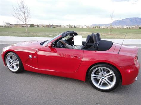 airbag deployment 2007 bmw z4 m engine control buy used 2007 bmw z4 m roadster convertible 2 door 3 2l in albuquerque new mexico united
