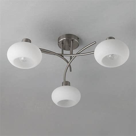 Buy John Lewis Elio Ceiling Light 3 Arm John Lewis Lewis View All Ceiling Lighting