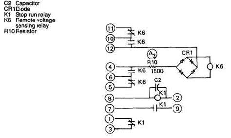 phase failure relay wiring diagram phase wiring diagram site
