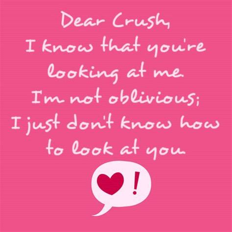 Its Just A Crush by Top 100 Crush Quotes For Him Herinterest