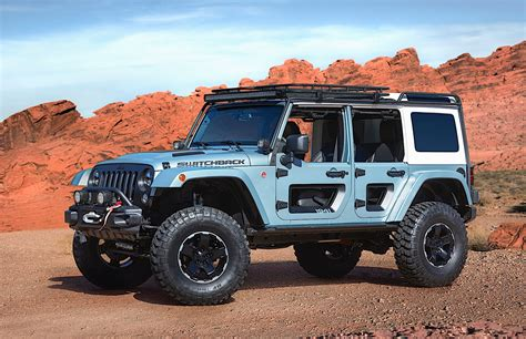 safari jeep jeep unveils several concept vehicles for 2017 moab easter