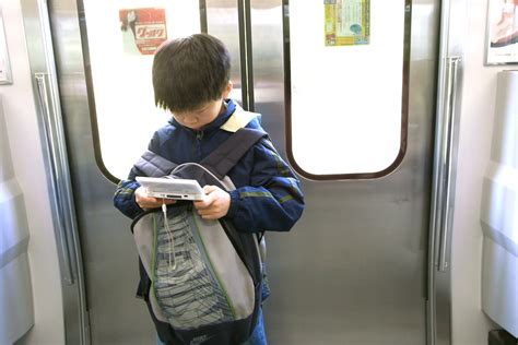 in japan small children take the subway and run errands behind the independence of japanese kids lies a culture of