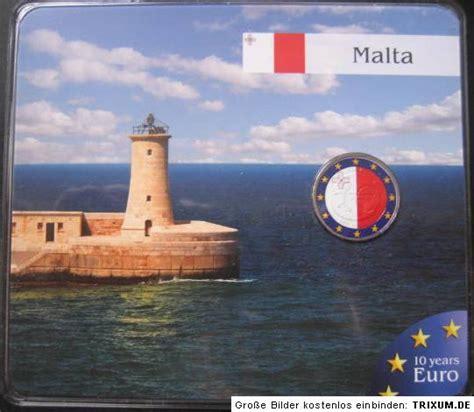 ebay malta mds malta 2 euro 2009 quot wwu emu quot coloriert ebay