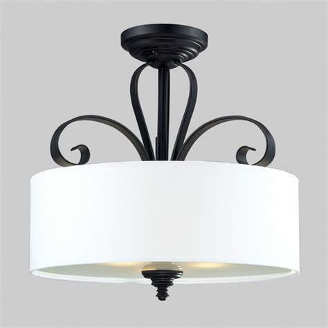 3 Light Semi Flush Mount Ceiling Fixture Semi Flush Ceiling Light Fixtures Knowledgebase