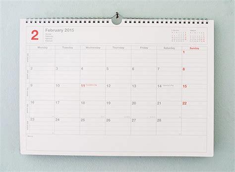 Calendar Notebook S Notebook Calendars Accessories Better Living