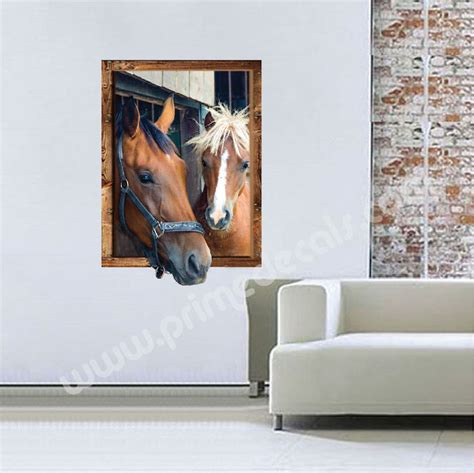 horse design home decor horse frame wall decal large wall decals primedecals