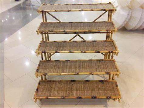 Jual Rak Ambalan Bekasi jual rak bambu harga murah bekasi oleh pt opera craft