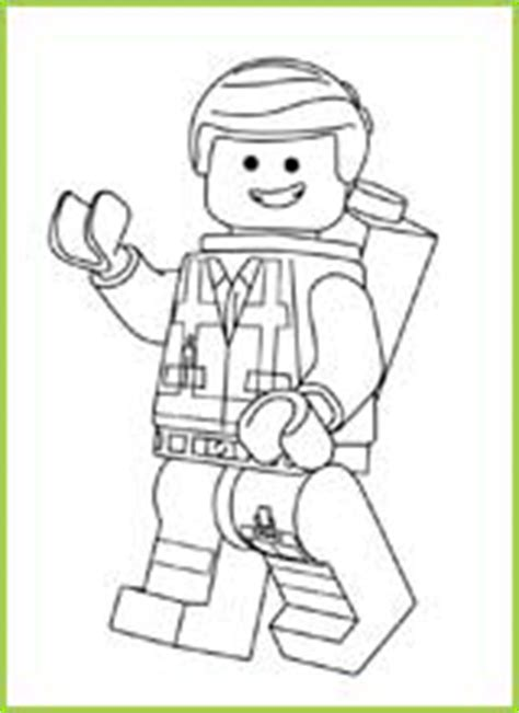coloriages lego le film lego the movie coloring page