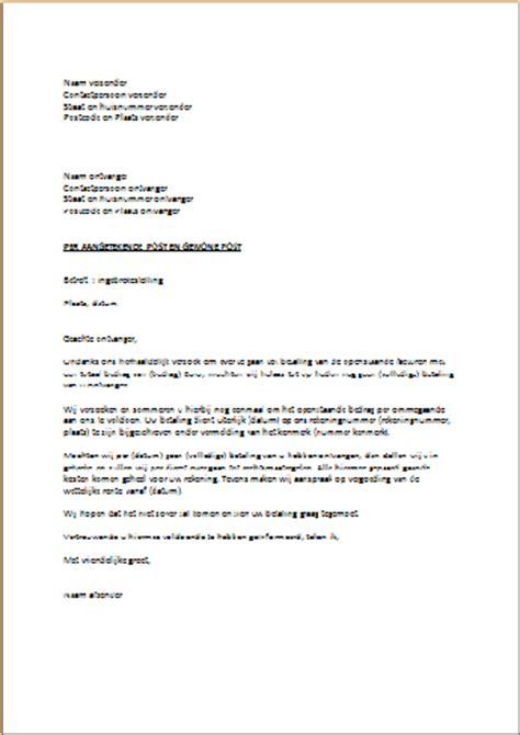 layout engelse zakelijke brief snel eenvoudig een brief voorbeeld downloaden in word