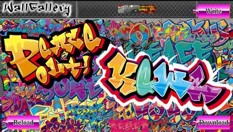 game graffiti maker apk  unlimited mod filepikmi