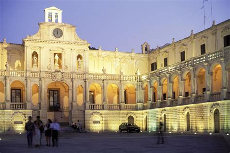 lecce italien lecce travel guide city in puglia southern italy