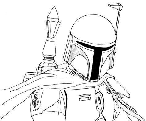 lego wars boba fett coloring pages boba fett coloring pages printable coloring page for