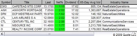 high div stocks 23 high quality high dividend stocks seeking alpha
