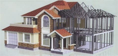 house structure design steel structure design photo detailed about steel