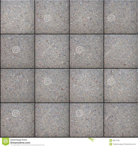4 X 8 Patio Pavers Paving Slabs Seamless Tileable Texture Royalty Free