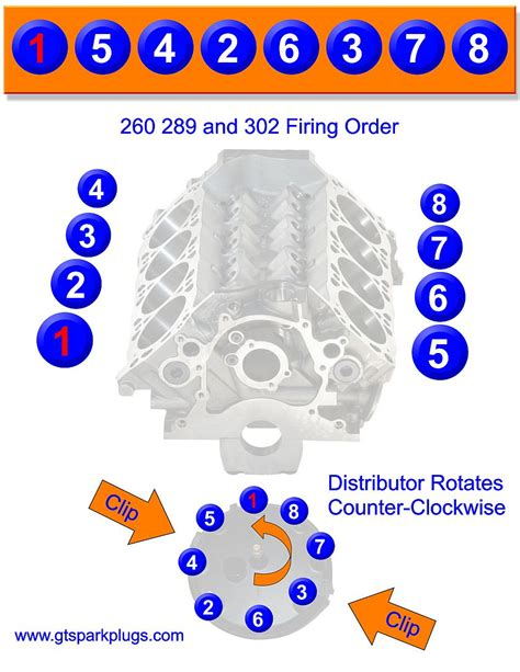 302 firing order diagram 93 5 0 mustang engine diagram get free image about