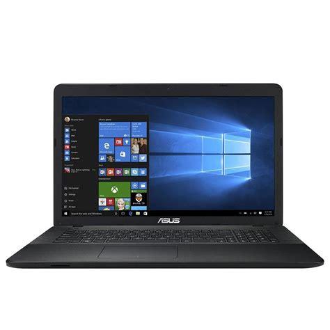Hdd Laptop Asus asus x751sa ty068t 17 3 quot large screen laptop intel celeron n3050 8gb ram 1tb hdd