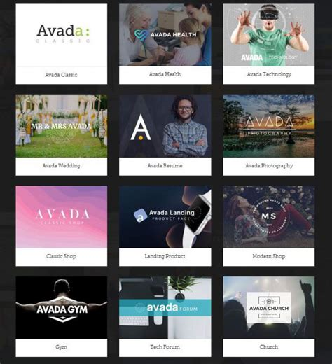 themes avada wp unlimited possibilities with avada wordpress theme