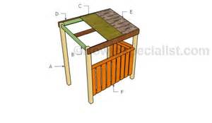 outdoor shelter plans building a bbq grill shelter free gazebo plans