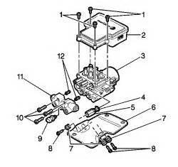 2003 Yukon Service Brake System Warning Repair Guides Anti Lock Brake System Brake Pressure