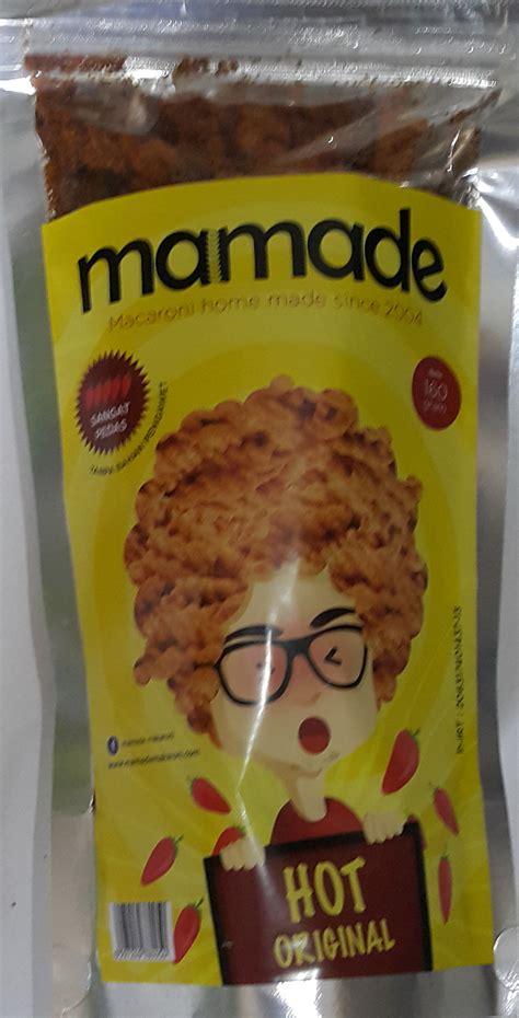 Bolen Variant Rasa buy mamade murah paket hemat 7 bungkus mamade makaroni 10