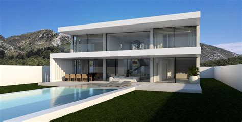 design house design modern villas