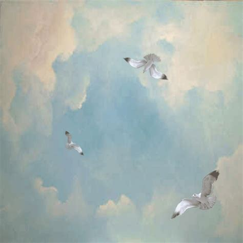 Cloud Decals For Ceiling by Cloud Ceiling Murals