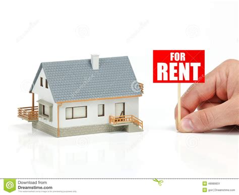 house on rent house for rent stock photo image 48989831