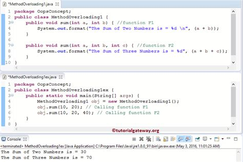 java pattern matcher exle digits method overloading in java