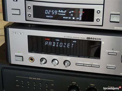 Speaker Bluetooth Mini X8u Cracked Sp wie蠑a sony seria str s1 tc s1 i cdp s1 wysy蛛ka jas蛯o