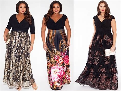 Wedding Attire For Visitors by Summer 2015 Plus Size Wedding Guest Dress With