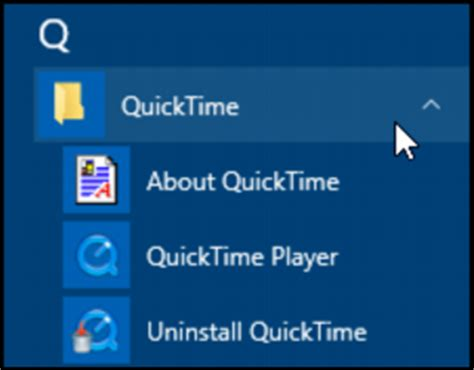 apple quicktime player windows 10 quicktime for windows you need to remove it now ask