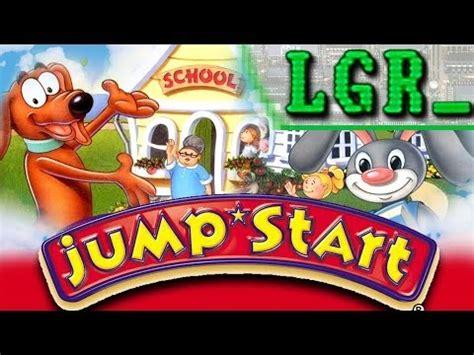 Pc Jump Start Kindergarten jump start pc review lazygamereviews