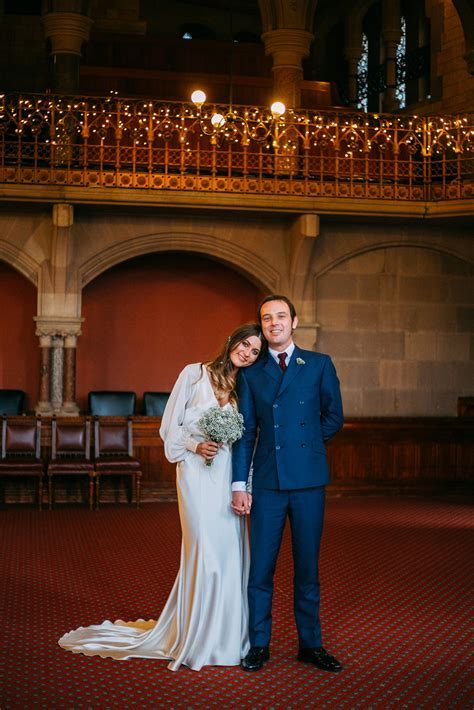 Wedding Manchester Town Hall   Manchester Wedding Photographer