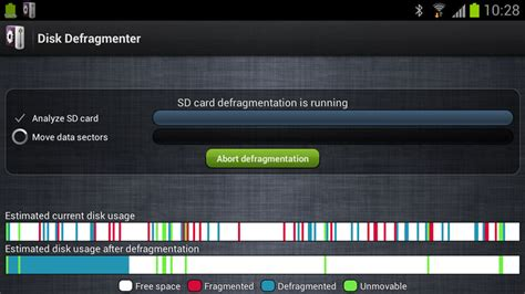 defragmenter for android phone wie am pc disk defragmenter f 252 r android smartphones und tablets a1blog
