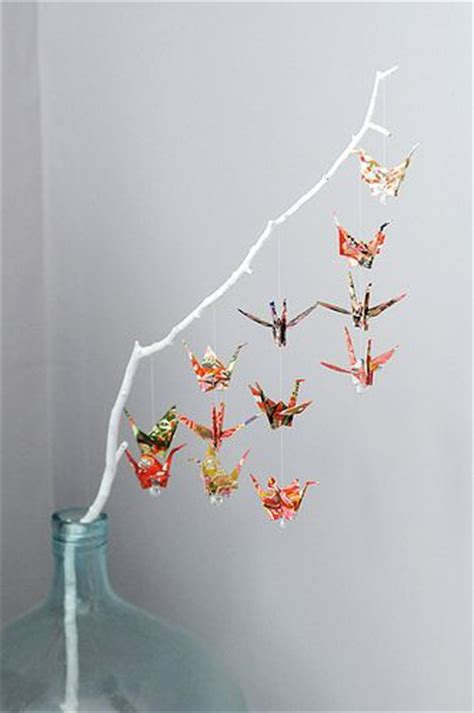 How Many Paper Cranes Did Sadako Make - 1000 images about mobiles on paper crane