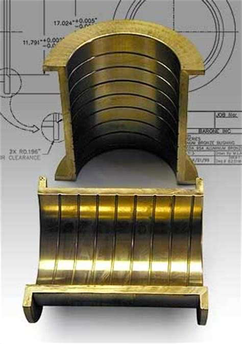 design a journal bearing why choose barone s care free compaction wheels they