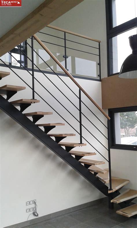 Escalier A Limon Central