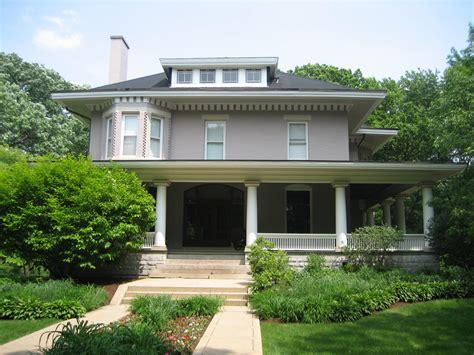 Hip Roof Homes File Oak Park Il Copeland House1 Jpg Wikipedia