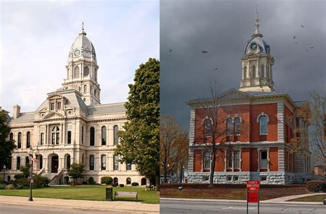great plymouth indiana a tale of two indiana cities warsaw vs plymouth