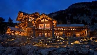 Mountain Lodge Floor Plans pioneer log homes of bc visits the saskatoon homestyles show