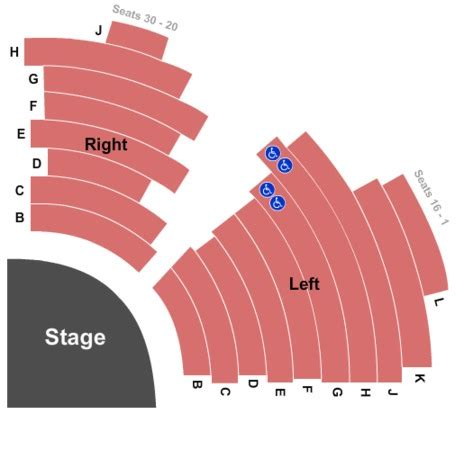 theater chicago seating capacity royal george theatre tickets in chicago illinois seating