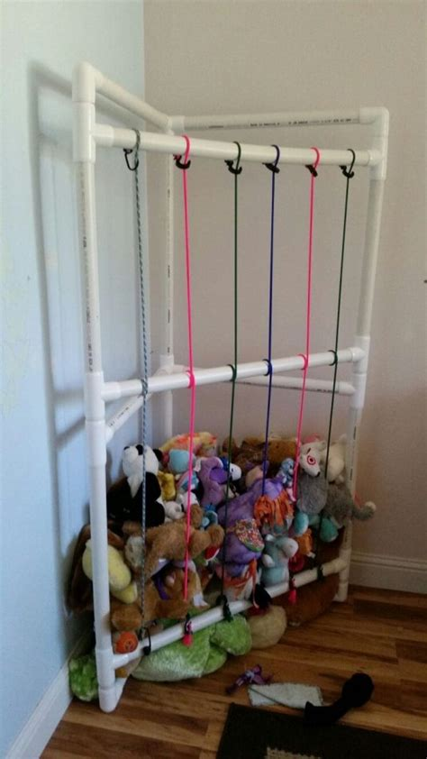 pvc pipe organization hacks